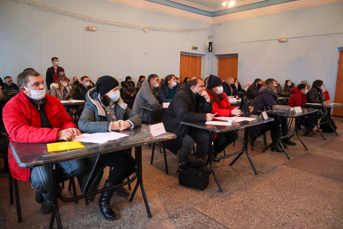 В Алчевске состоялась интеллектуально-развлекательная игра «Квиз-плиз» 2