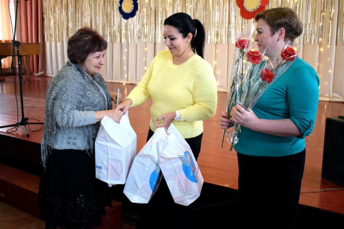 В Первомайске вручили подарки матерям, которые воспитывают детей с особыми потребностями