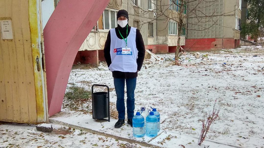 Волонтёры из Первомайска помогли шести горожанам, находящимся на самоизоляции