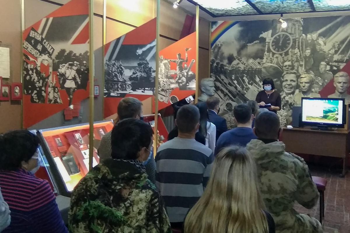 День народного единства отметили в Свердловске 1