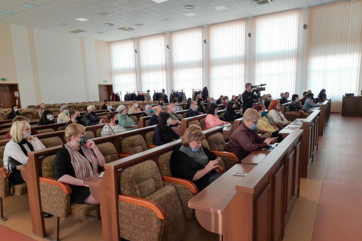Собрание Луганского территориального отделения Общественного движения «Мир Луганщине» прошло в Луганске