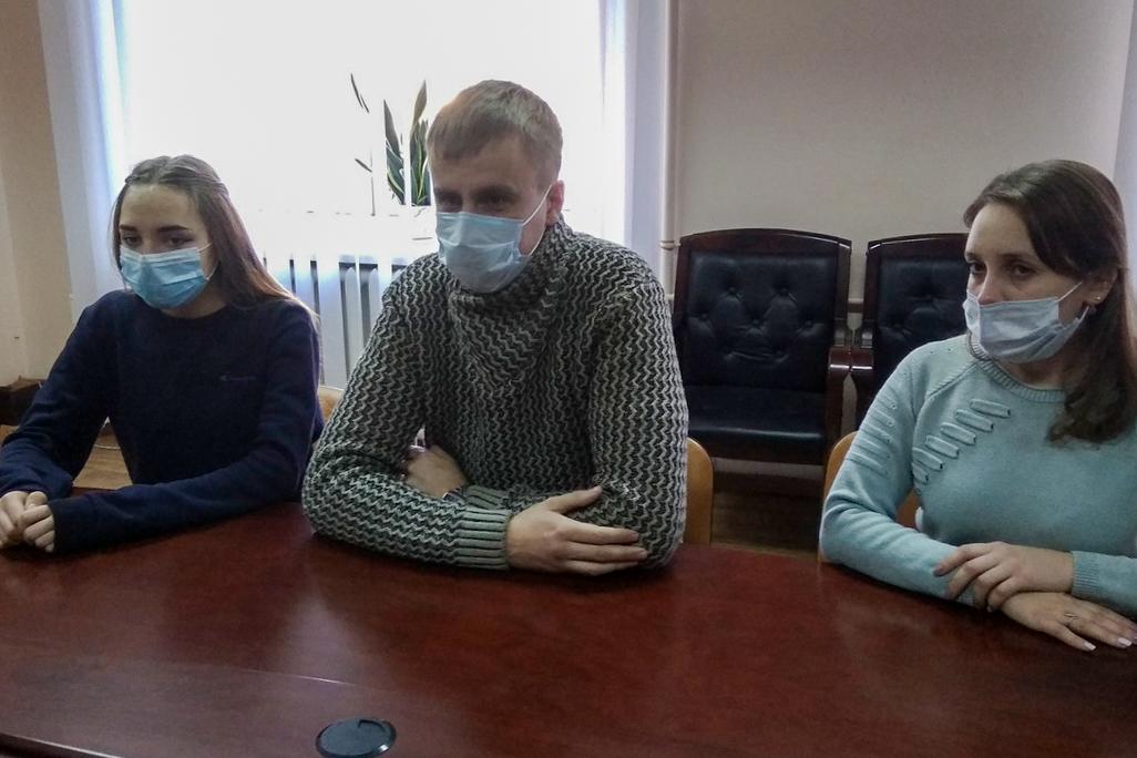 В Свердловске прошёл круглый стол приуроченный Международному дню прав человека 1