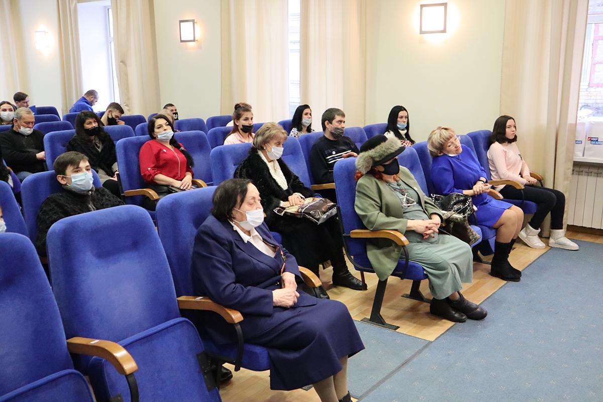 Итоговая встреча участников первичного отделения прошла в Луганске 2