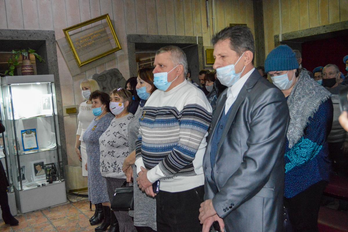 В Свердловске прошла встреча-беседа, приуроченная ко Дню чествования участников ликвидации последствий аварии на ЧАЭС 3