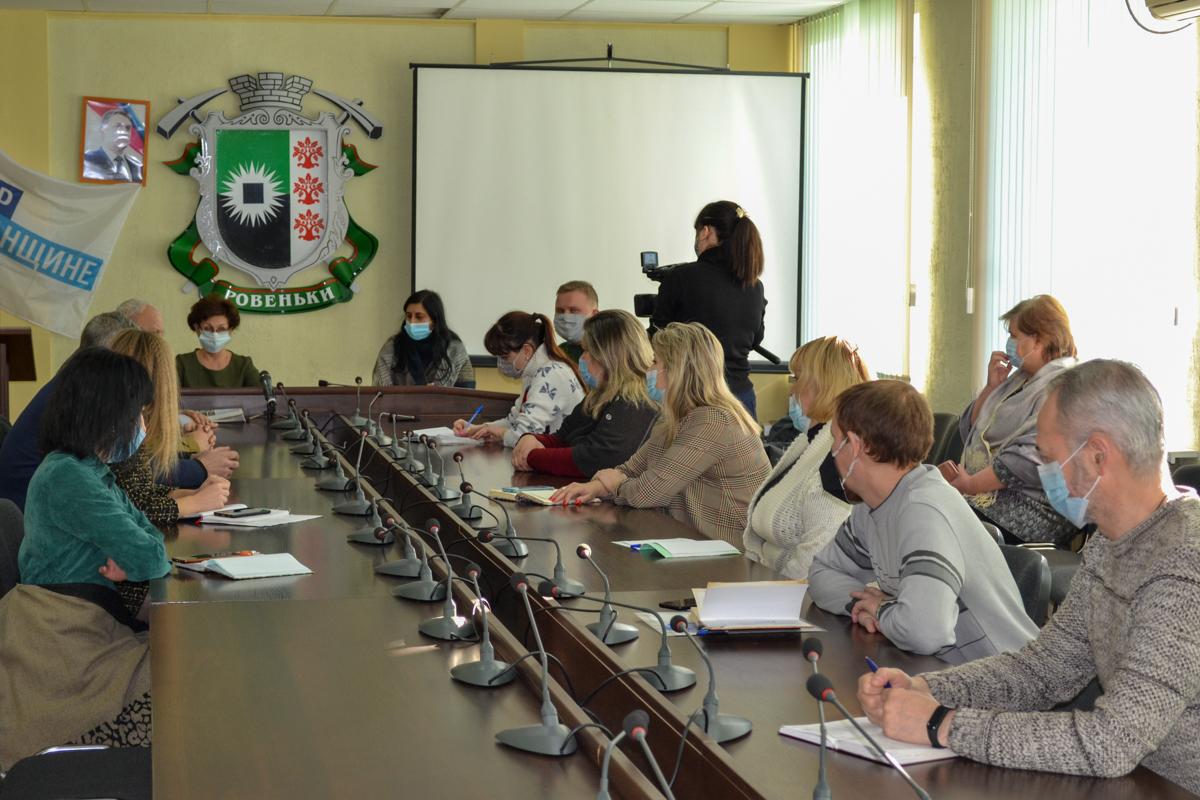 Круглый стол, посвящённый Дню прав человека состоялся в Ровеньках