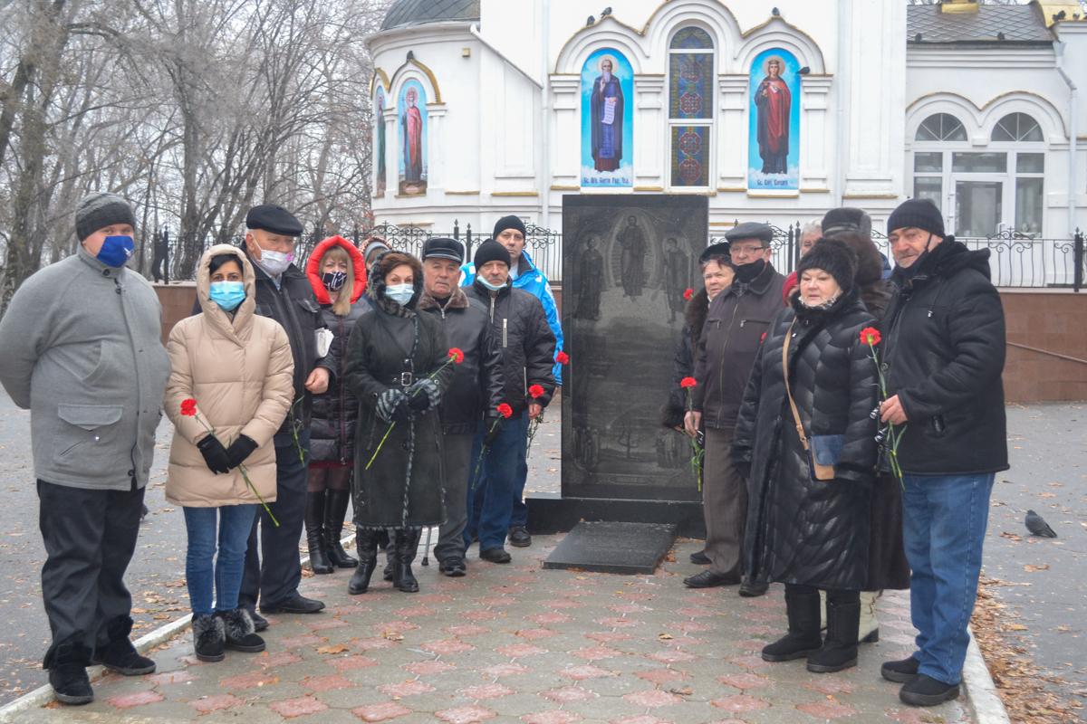 Мероприятие, посвящённое Дню чествования ликвидаторов последствий ЧАЭС, состоялось в Ровеньках 1