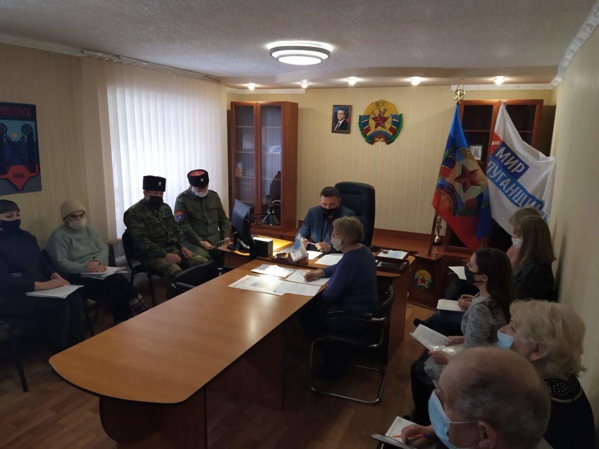 В Суходольске подвели итоги работы первичного отделения за год