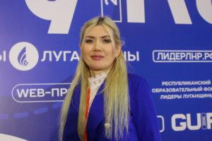 Участница Наталья Мележик о форуме #ГУRU: Это прекрасная возможность пообщаться людьми, которые достигли в жизни успеха