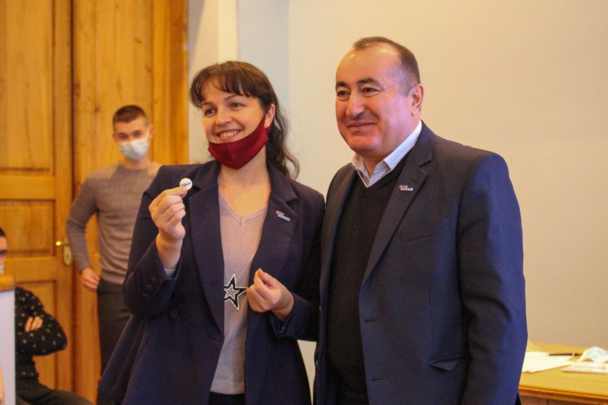 Отчётно-выборное собрание Первичной организации ЛГПУ ОД «Мир Луганщине» состоялось в Луганске 3