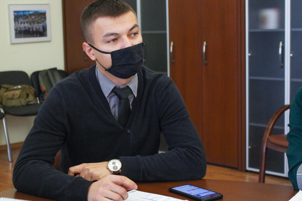 Встреча координаторов проекта «Молодая Гвардия» теротделений ОД «Мир Луганщине» прошла в Луганске 3