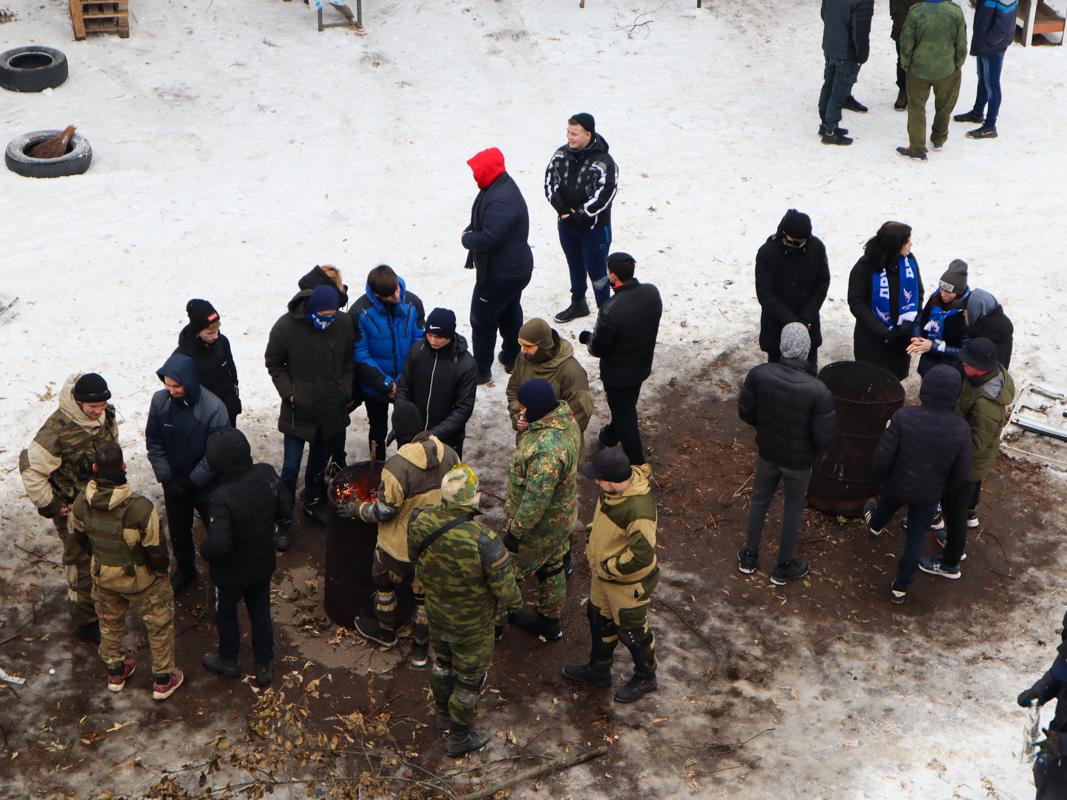 В Луганске прошла первая часть турнира по страйкболу за кубок проекта «Дружина» 2