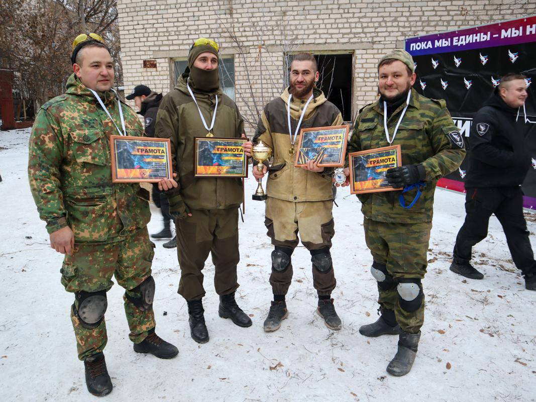 Завершился турнир по страйкоболу от проекта «Дружина» Общественного движения «Мир Луганщине»