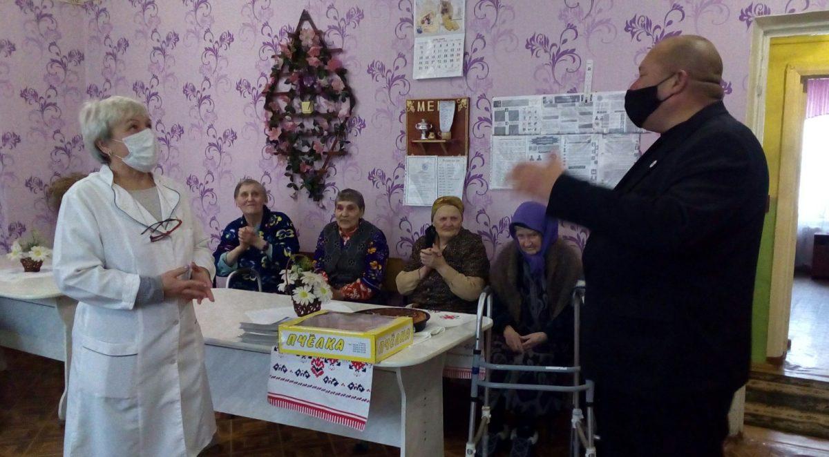 Встреча «Чужой беды не бывает» прошла в Перевальском районе