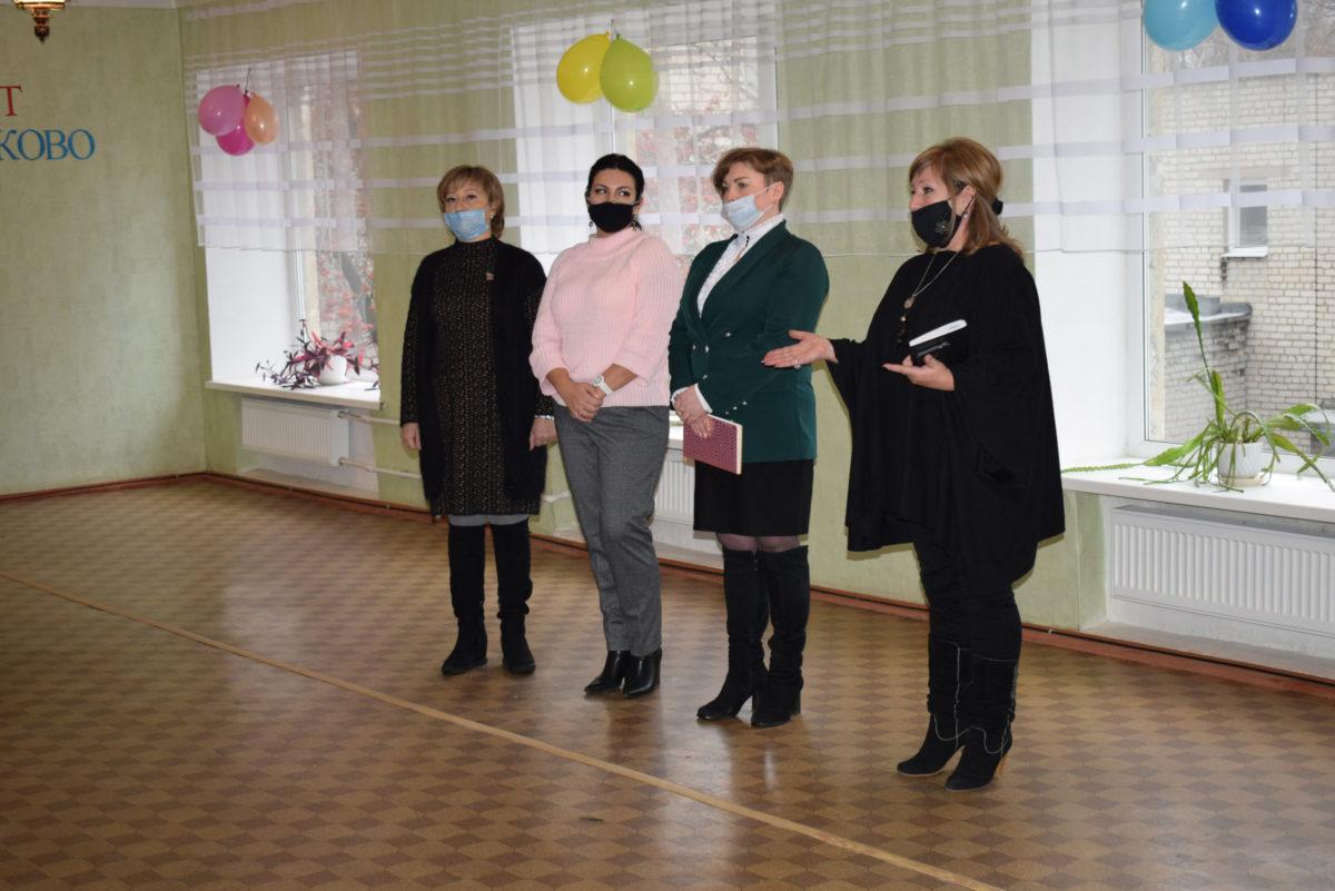 подопечными Первомайского комплексного центра социального обслуживания населения 2