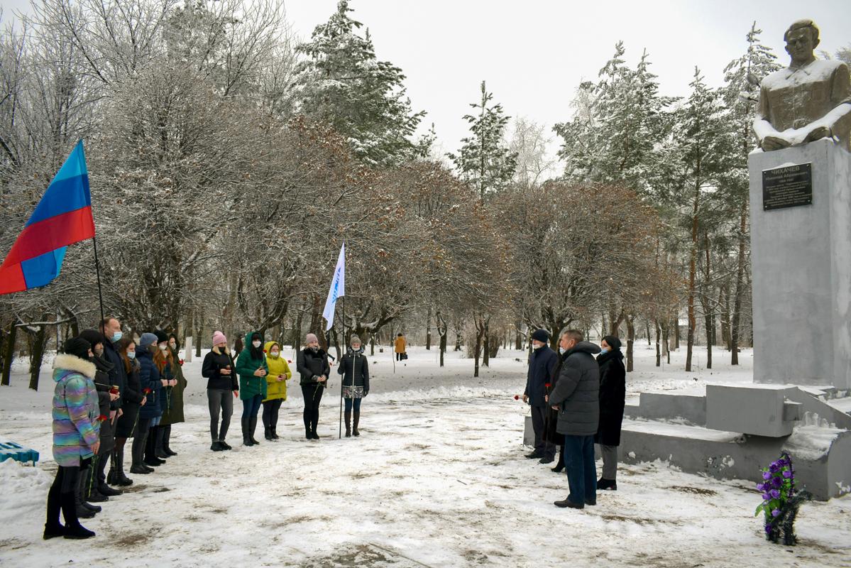 В Первомайске активисты почтили память выдающегося соотечественника Николая Чихачева