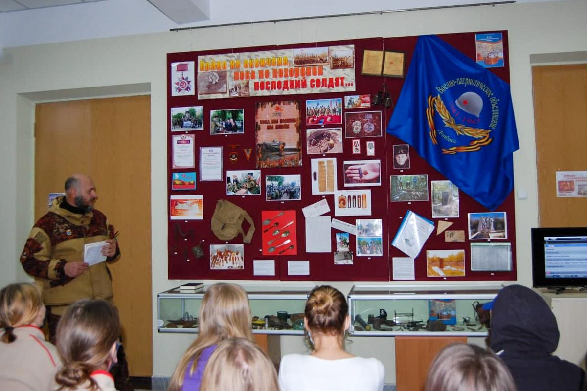 В Стаханове прошла памятная встреча ко Дню Неизвестного Солдата 1