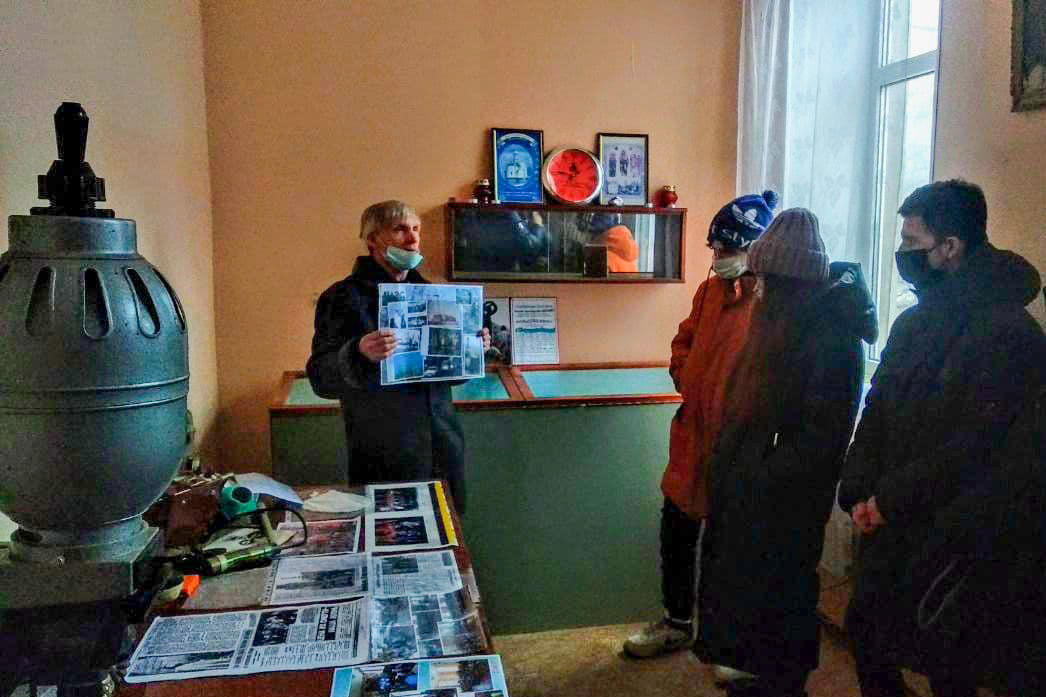 Молодёжь Стаханова встретилась с ликвидаторами аварии на ЧАЭС 2