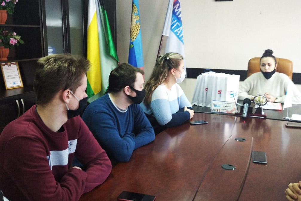 В Свердловске прошла итоговая встреча участников проекта «Молодая Гвардия»