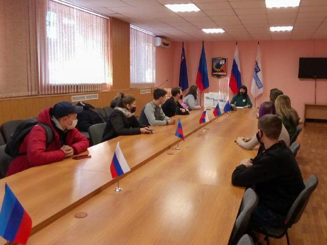 Перевальские активисты приняли участие в викторине на тему молодёжной политики