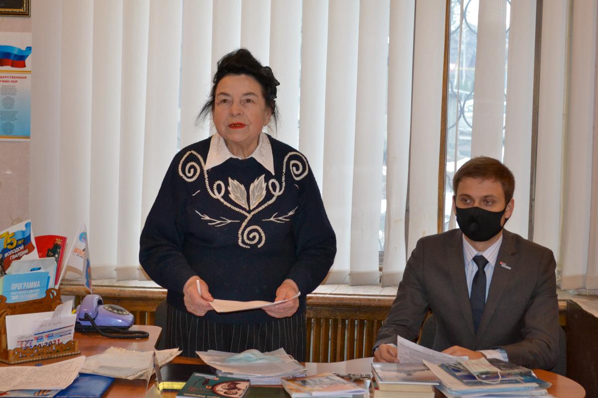 В городах ЛНР провели памятные мероприятия, посвящённые освобождению Ленинграда от блокады 14