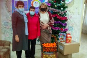 Депутат Ирина Андрух посетила Луганский детский дом №1