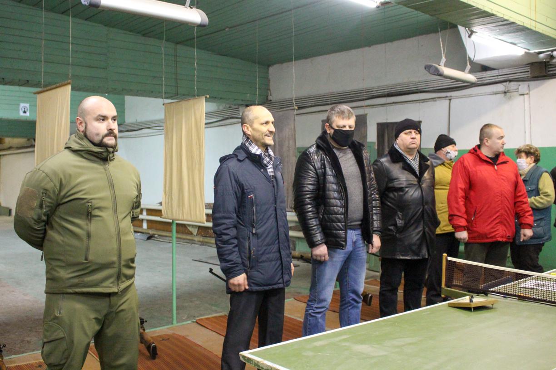 В Луганске стартовали соревнования по пулевой стрельбе «Ворошиловский стрелок» 3