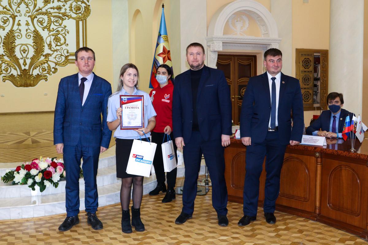 Круглый стол, приуроченный ко Дню студента, прошёл в Луганске 4