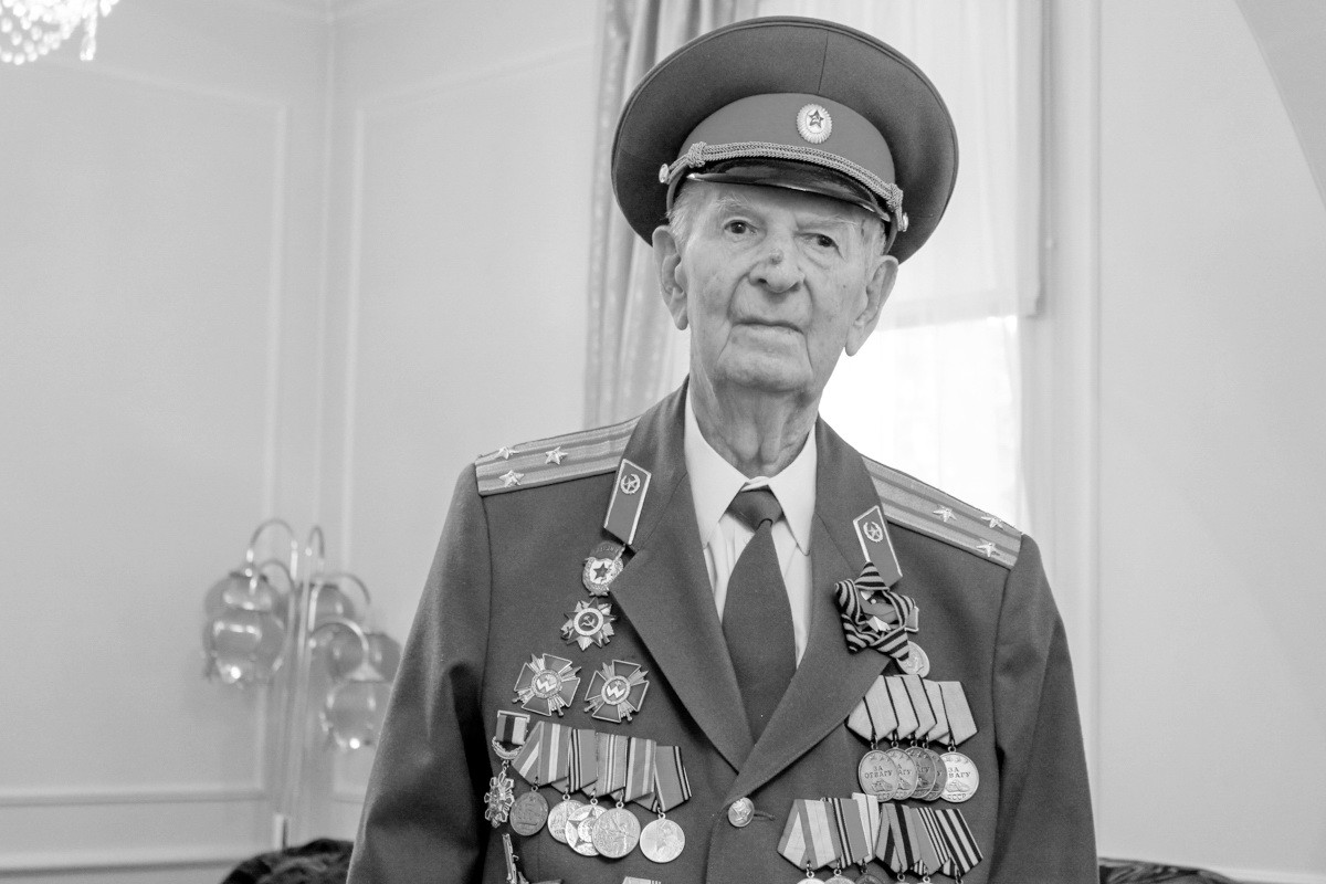В Общественном движении «Мир Луганщине» выражают соболезнования в связи со смертью ветерана Алексея Воронова