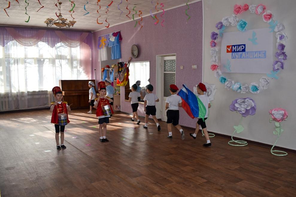 В Брянковском яслях-саду № 25 «Земляничка» открыли новый спортзал 2