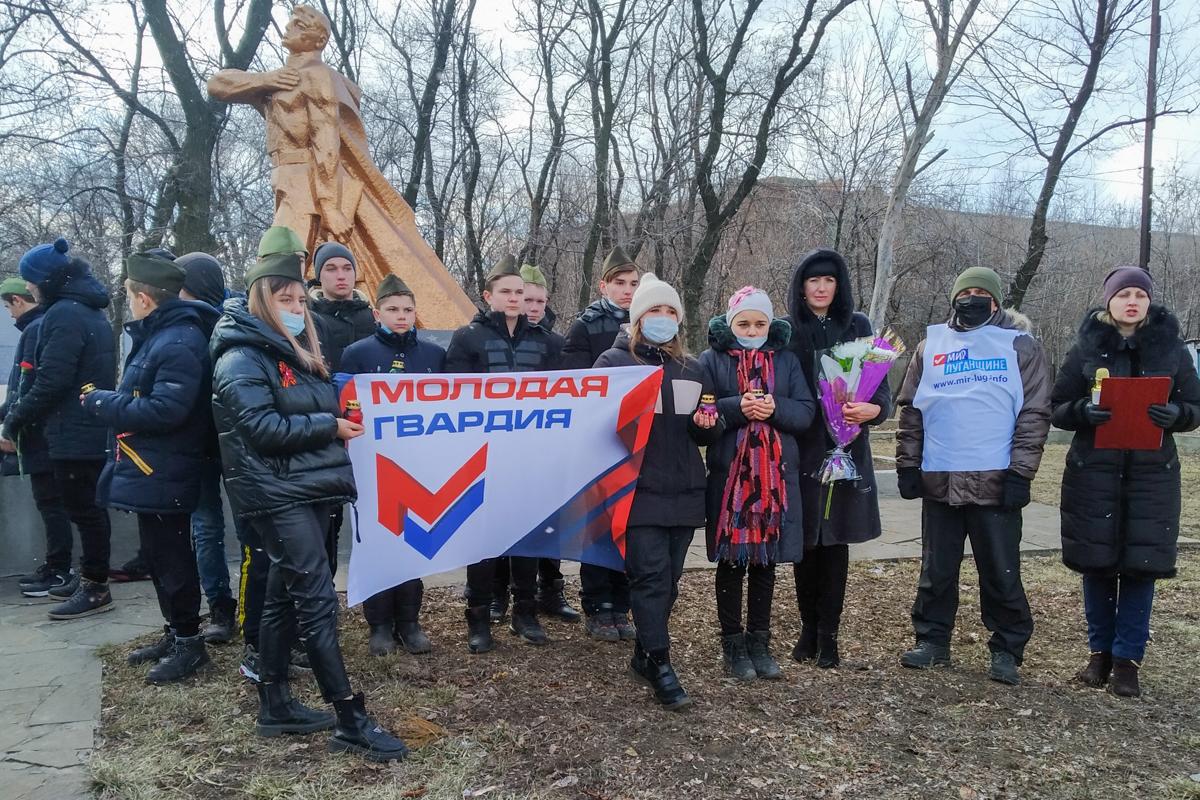 Активисты посёлка городского типа Дзержинский провели митинг