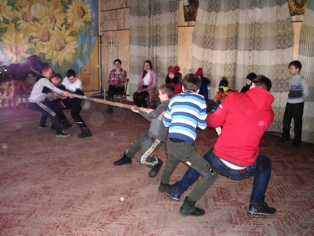 В Червоногвардейском прошли соревнования ко Дню защитника Отечества