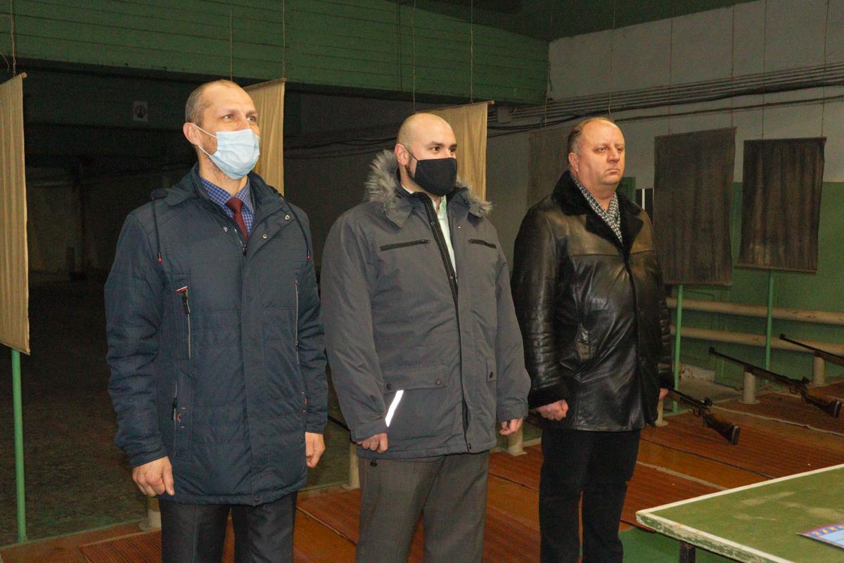 Финал соревнований по пулевой стрельбе «Ворошиловский стрелок» прошёл в Луганске 1