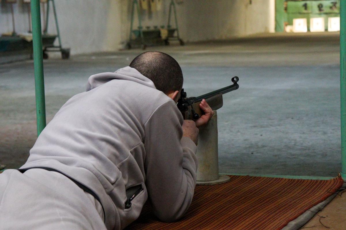 Финал соревнований по пулевой стрельбе «Ворошиловский стрелок» прошёл в Луганске 2