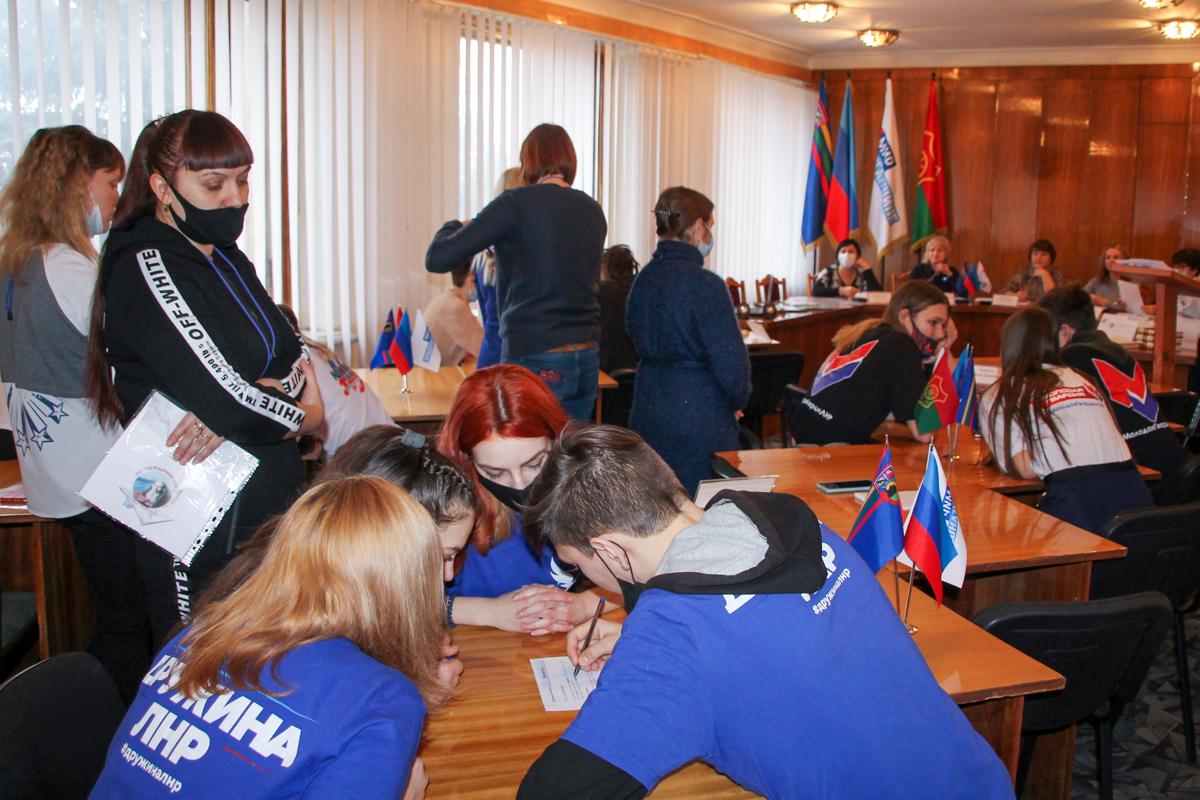 В Антраците для активистов провели викторину, посвящённую жизни и деятельности Владимира Даля