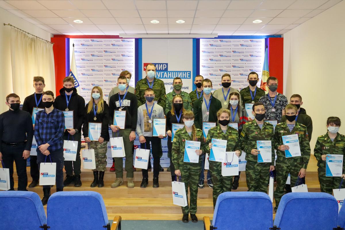 Финал соревнований по пулевой стрельбе «Ворошиловский стрелок» прошёл в Луганске 4