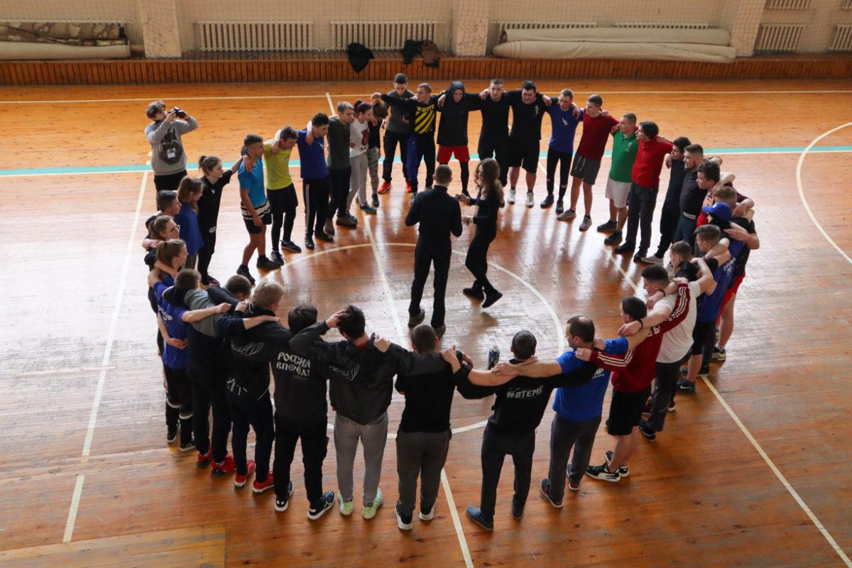 В Луганске стартовали курсы для координаторов и активистов проекта «Дружина» ОД «Мир Луганщине» 3