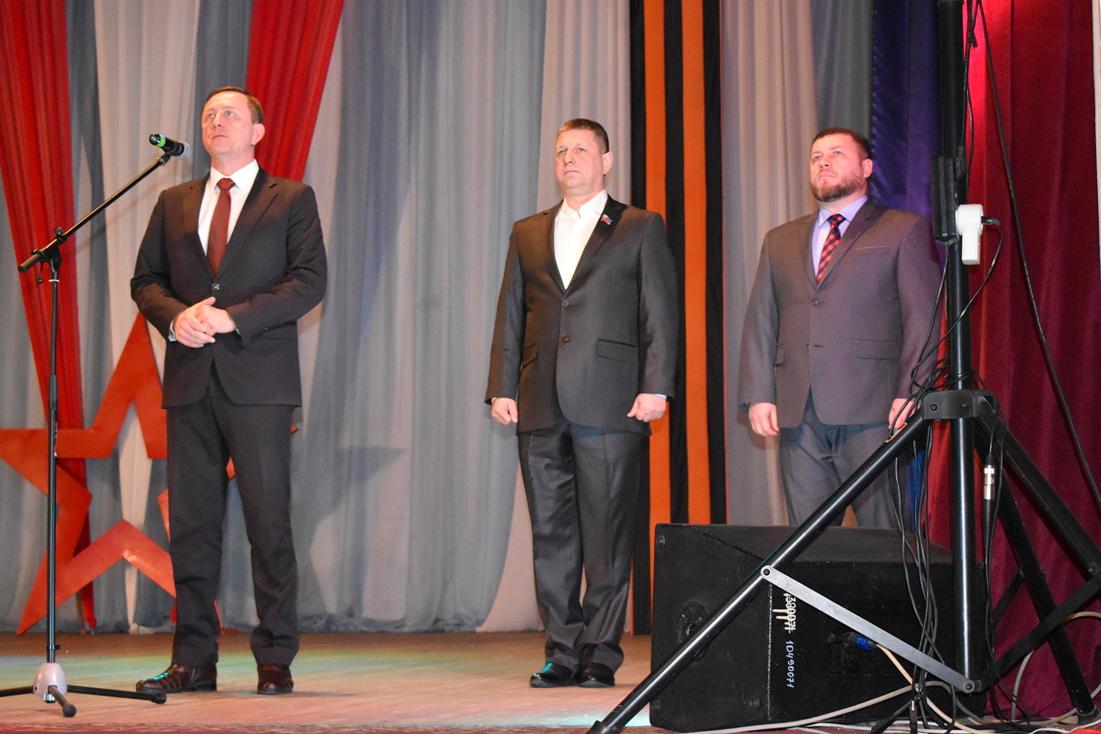В Брянке подвели итоги II Международного фестиваля-конкурса патриотической песни «Истина Победы» 2