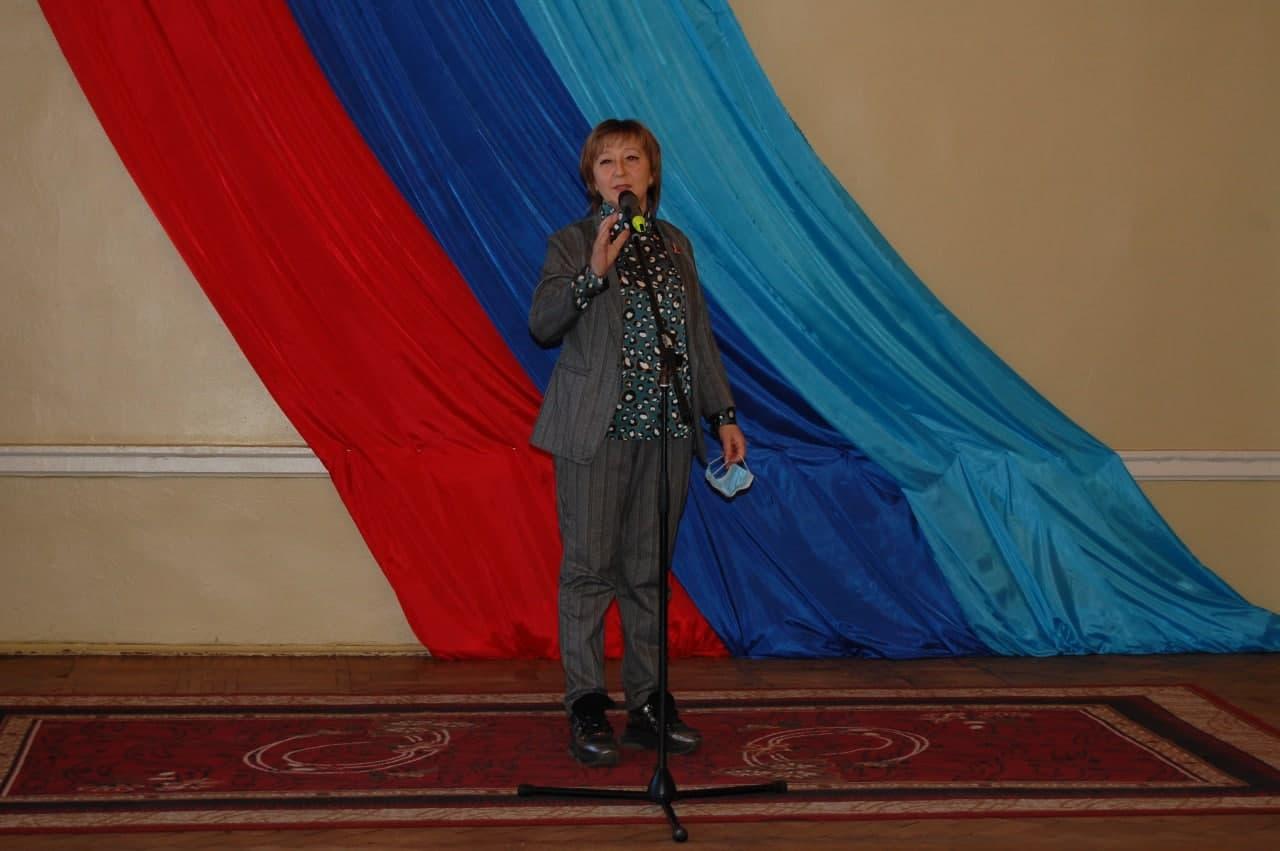 В Стаханове состоялось праздничное мероприятие, посвященное Дню защитника Отечества 3