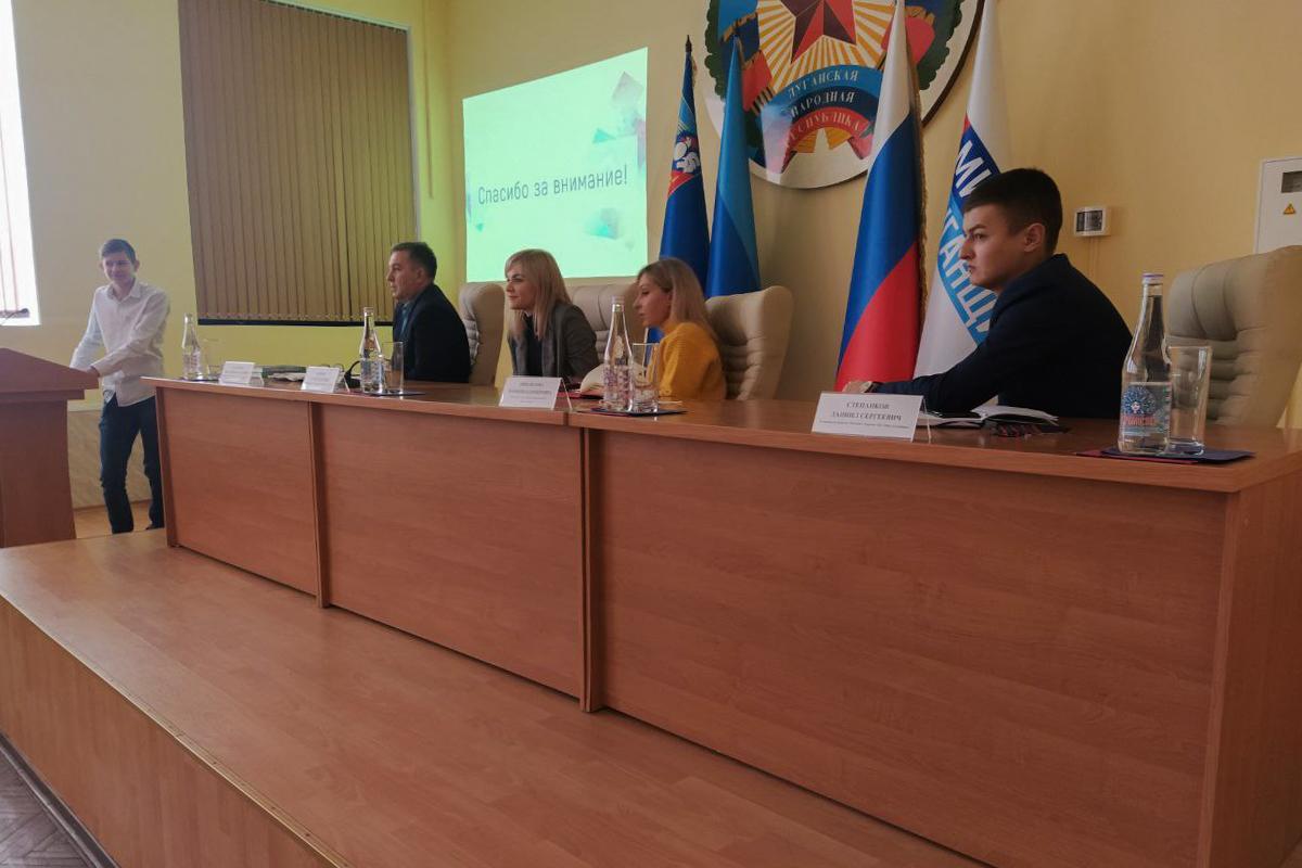В Перевальске подвели итоги работы проектов Перевальского теротделения ОД «Мир Луганщине» за 2020 год 2