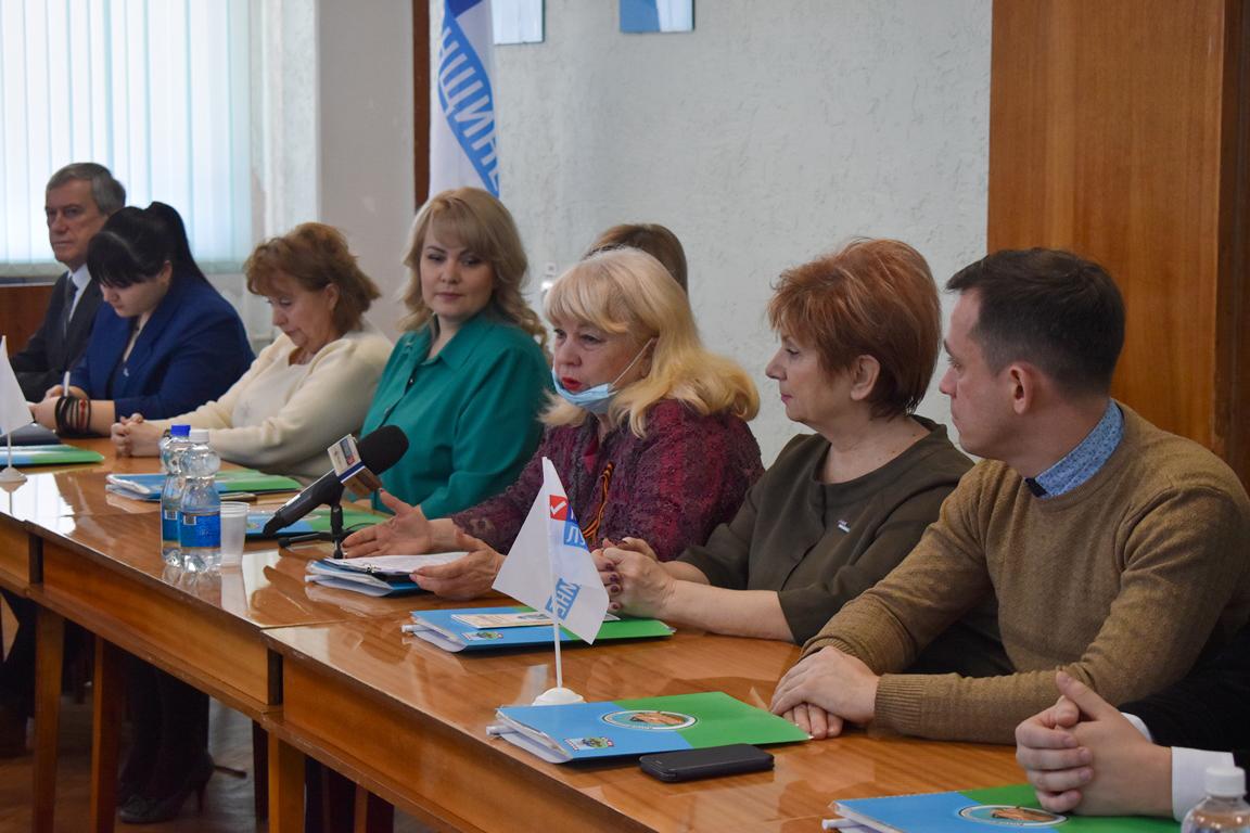 В Брянке прошёл 5-й Антифашистский форум «Верим в Донбасс» 5