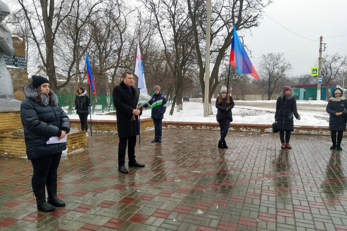 В Перевальске прошло мероприятие, посвящённое 32-летию вывода советских войск из Афганистана 3