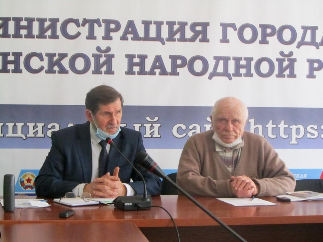 В Кировске прошла встреча Геннадия Карцева с ветеранским активом проекта «Забота о ветеранах»