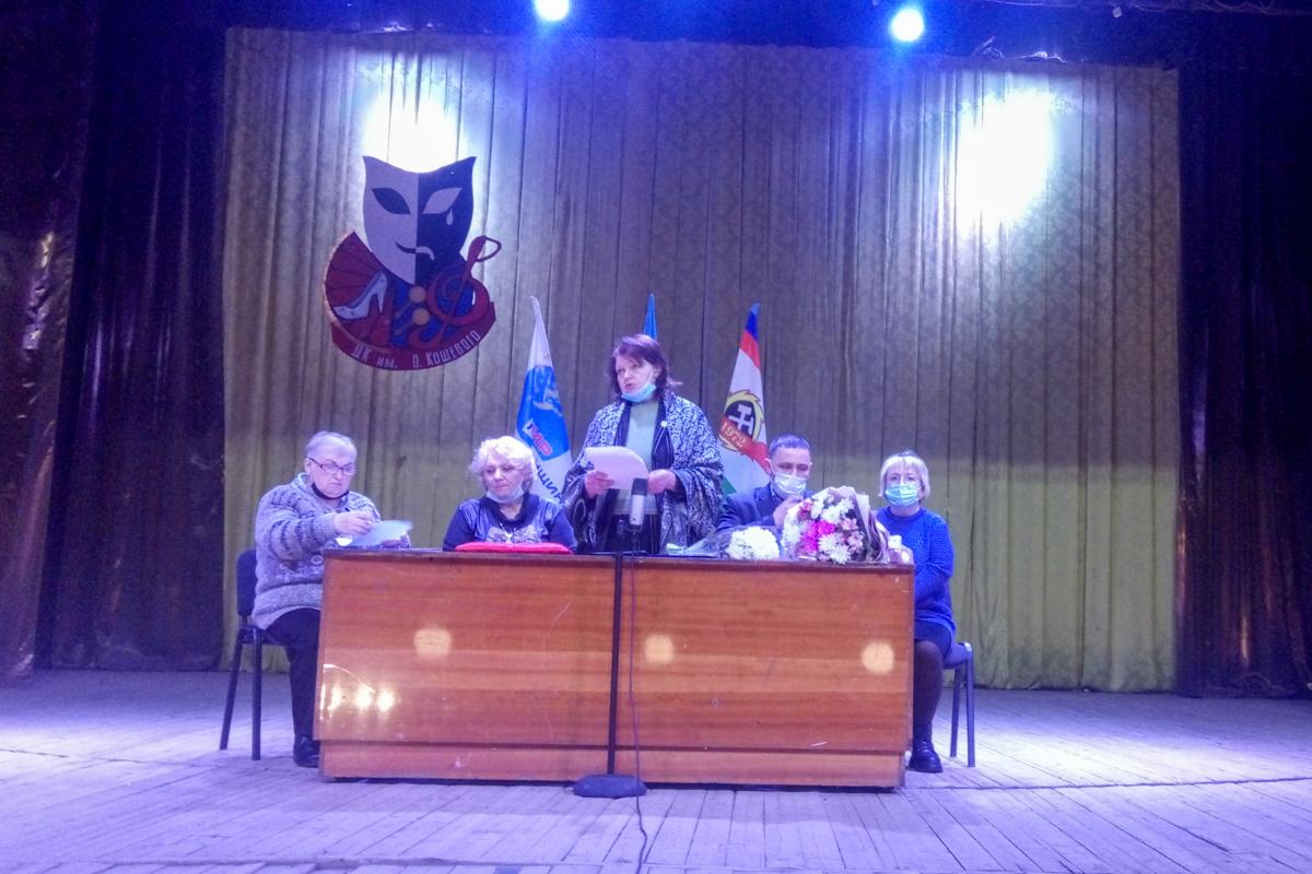 Ветераны Суходольска избрали нового руководителя первичного отделения