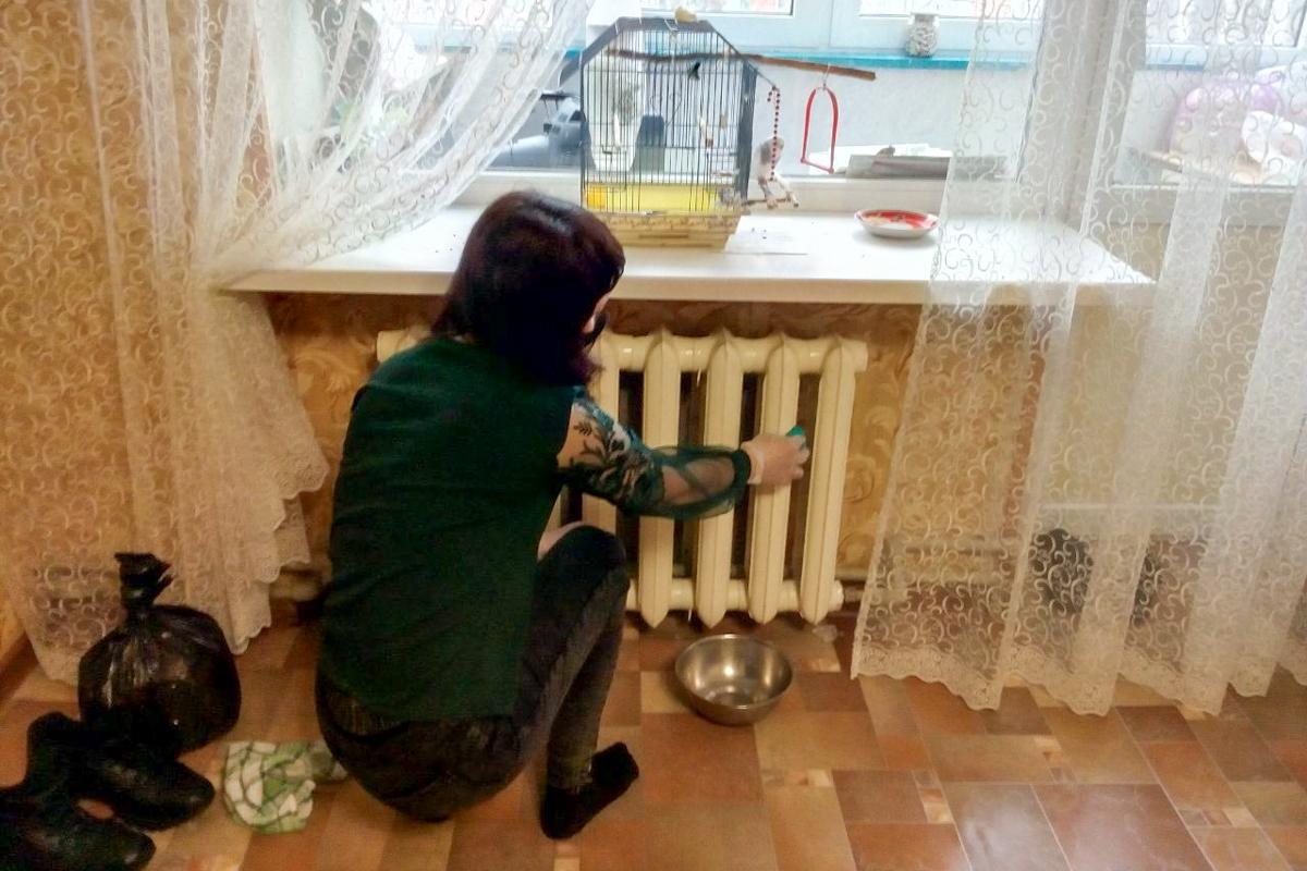В рамках акции «Начни с себя» сотрудники ОД «Мир Луганщине» в разных городах ЛНР помогли  17 жителям 2