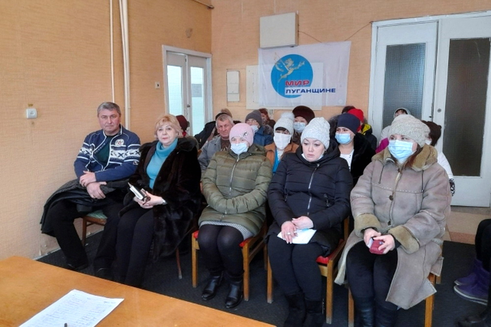 В Брянке прошла встреча активистов движения первичного отделения «Медицина»