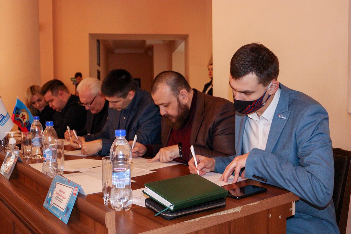 В Луганске состоялся финал Республиканской интеллектуальной игры «Квиз, Плиз!» 6