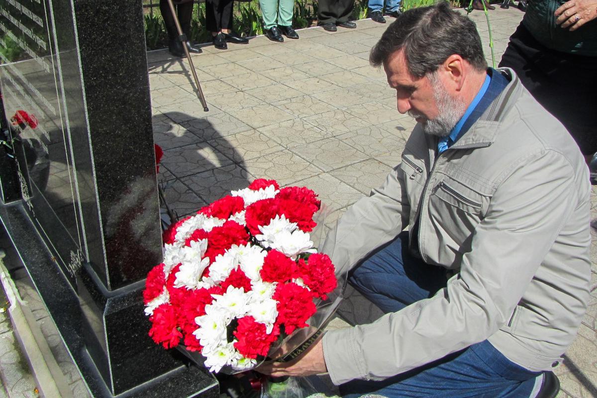 В ЛНР прошли мероприятия ко Дню участников ликвидации последствий радиационных аварий и катастроф и памяти жертв этих аварий и катастроф 5