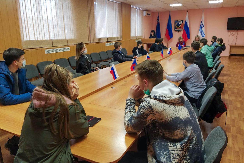 Урок мужества о событиях на Чернобыльской атомной электростанции прошёл в Перевальске