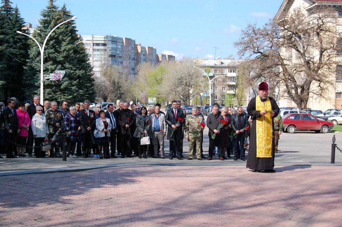 В Луганске прошла встреча с ликвидаторами аварии на ЧАЭС из разных городов ЛНР