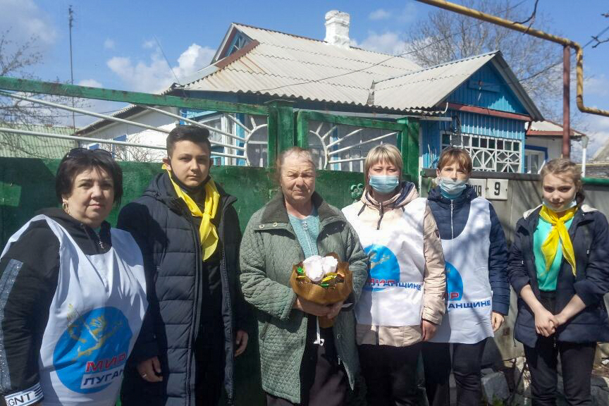 Акция «Чернобыль: вспомнить больно, забыть невозможно» прошла в Перевальском районе